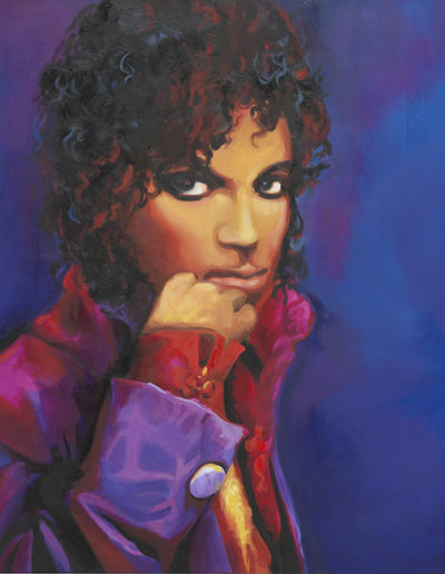 revolution-prince-painting Oil on Canvas 36in x 66in