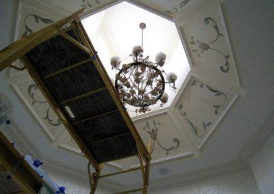 custom design ceiling