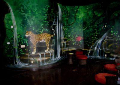 Jaguar & Scarlett Ibis in Weston, Fl