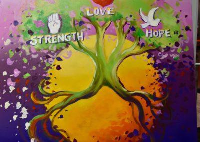 stoneman douglas donated artwork art